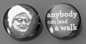 Janes Walk buttons