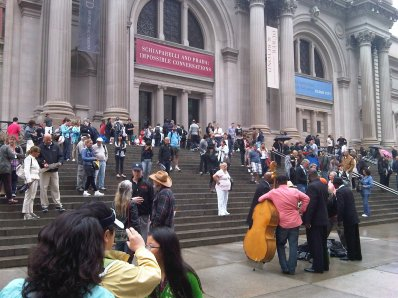 Metropolitan Museum of Art_main entrance